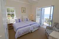 Twin Bedroom with Sea View